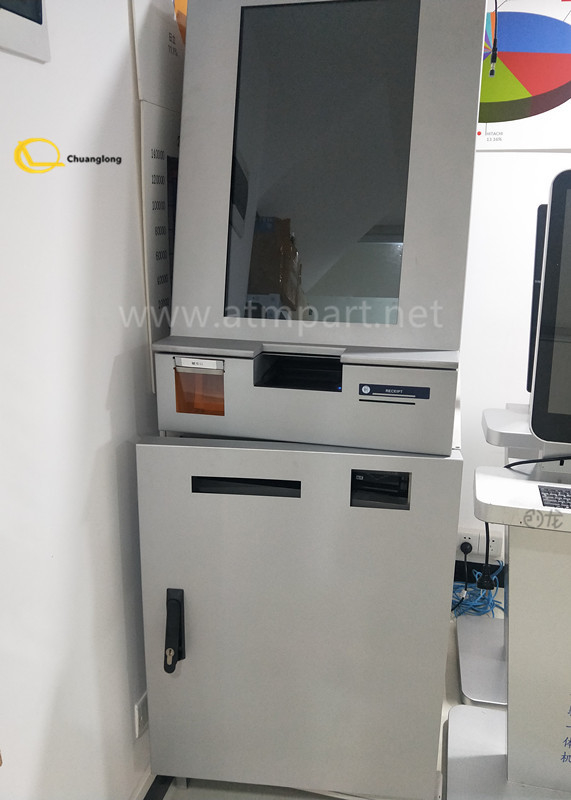 Customized Money Converter Machine , Airport Currency Exchange Atm Machine